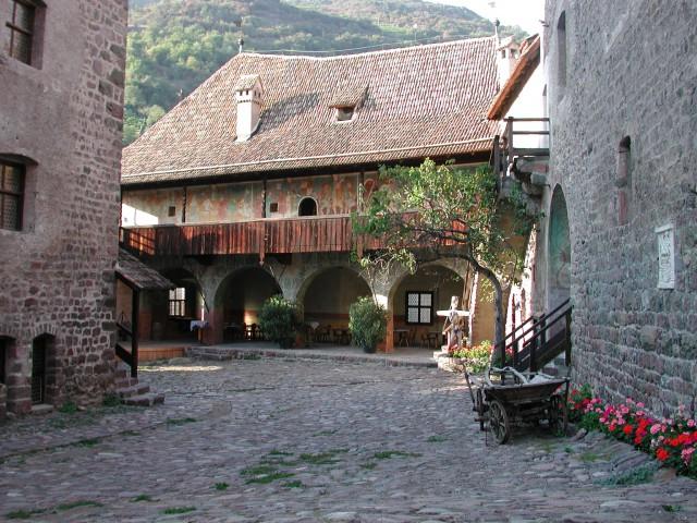Schloß Runkelstein in Bozen, Sommerhaus
