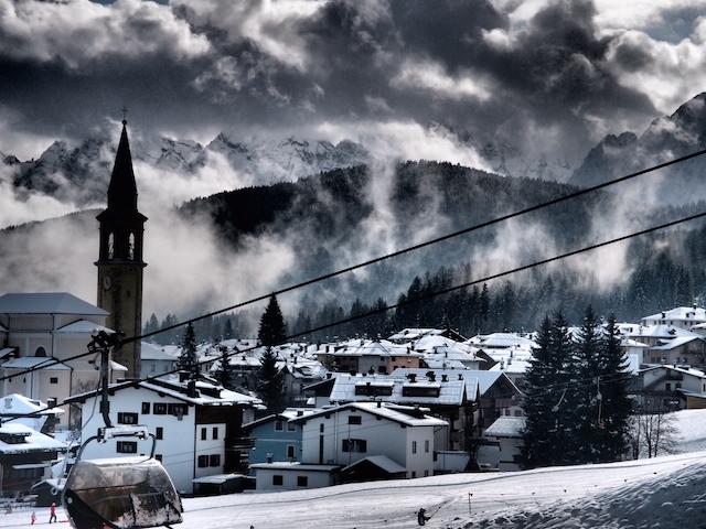 Padola im Val Comelico sucht den Anschluss an Dolomiti SuperSki.