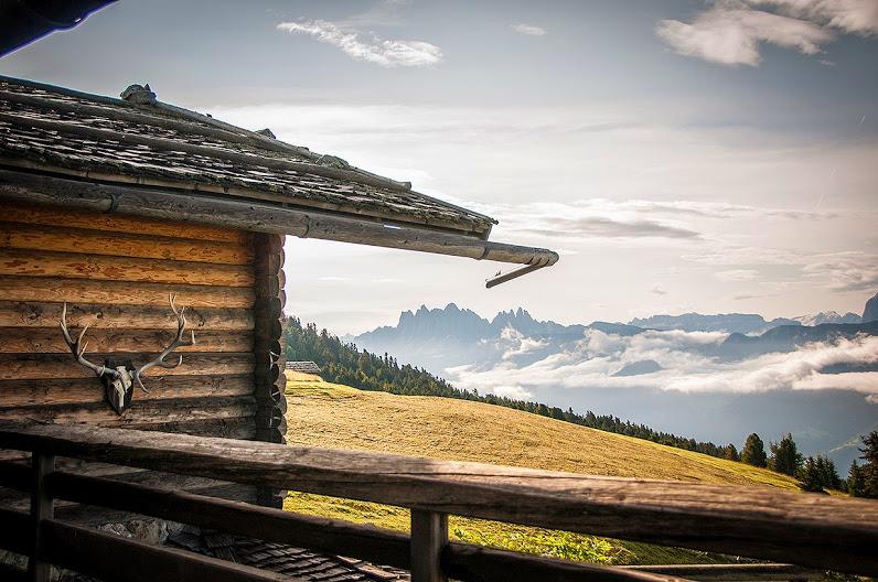 Morgenstmmung auf der Glanger Alm, Foto: Annelies Leitner