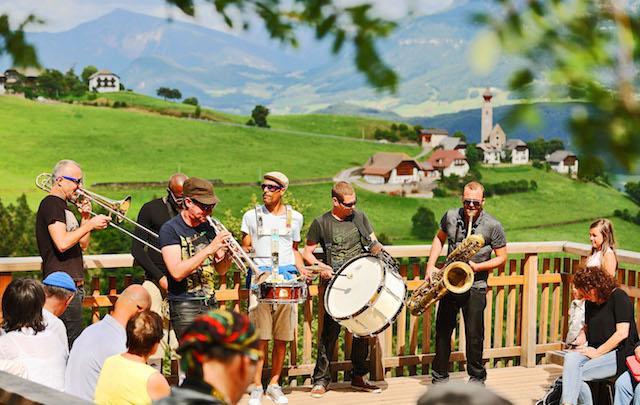 Südtirol Jazzfestival am Ritten, Foto: MRuepp