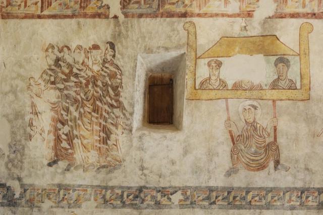 Fresken von St. Prokolus in Naturns, Foto: Turismusverein Naturns