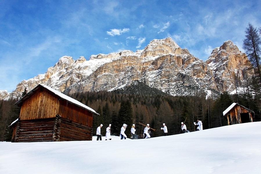 Südtirol trifft Süditalien - auf 14 Hütten in Alta Badia, Foto: Tourismusverein Alta Badia