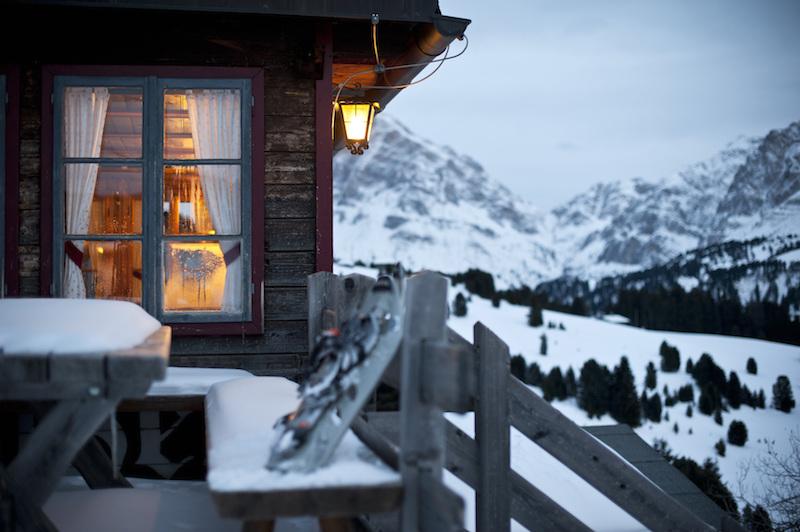 """.Die Schatzerhütte im Eisacktal darf sich zu den ausgewählten """"Hauben-Hütten"""" zählen; Foto: Südtirol Marketing/Alex Filz"""