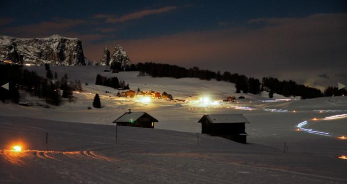 Stimmungsvolles Skirennen: Moonlight Classics auf der Seiser Alm, Foto: moonlight classics, Indio