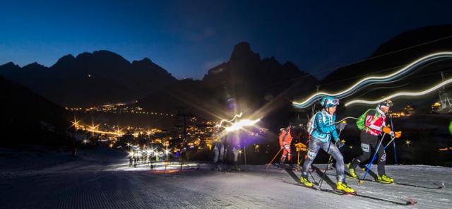 Nächtliches Erlebnis der Extraklasse: Sellaronda Skimarathon, Foto: www.sellaronda.it