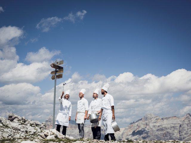 In Alta Badia ist auch diesen Sommer wieder Zeit für den Aufstieg mit Genuss, Foto: Andre Schönherr